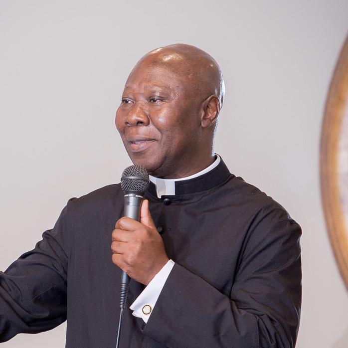 Rev. Patrick O. Eyinla